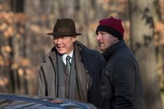 Andrew McCarthy directing an episode of The Blacklist 10 Things You Need to Know About Andrew McCarthy Andrew Mccarthy, Brat Pack, The Blacklist, James Spader, Embedded Image Permalink, Riding Helmets, Cowboy Hats, Hollywood, Celebs