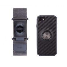Suport brat iPhone 8, kit alergare Moshi Endura, protectie ridicata, clipsare simplificata! Smartphone, Iphone Se, Kit, Wristlets, Bags