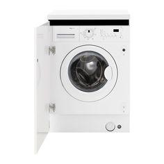 RENLIG Integrert vaskemaskin IKEA 5 års garanti. Les om vilkårene i garantiheftet.