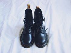 Ansku W Dr. Martens, Combat Boots, Shoes, Fashion, Moda, Combat Boot, Zapatos, Shoes Outlet, Fasion