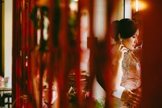 Moody and romantic couple shot   Blast from the Past: A Vintage Singapore Themed Styled Shoot
