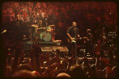 Bruce Springsteen & The E Street Band, Bercy Paris, July 2012