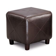 Coaster Furniture - Accent Cube Foot Stool - 500124
