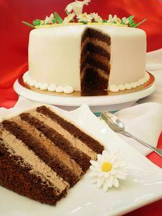 Romanian Food, Romanian Recipes, Vanilla Cake, Tiramisu, Food And Drink, Sweet, Ethnic Recipes, Desserts, Romania