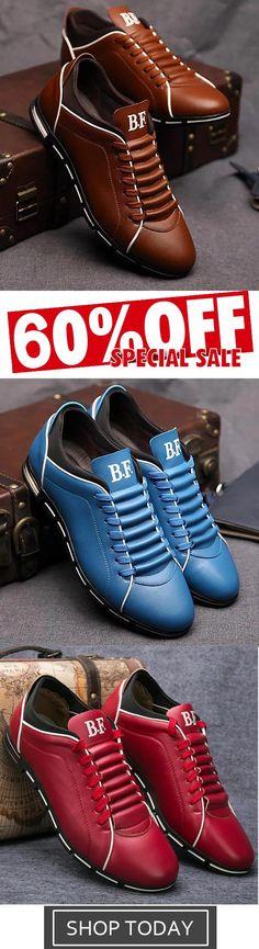 Men's comfortable casual fashion shoes Men's Fashion Brands, Mens Fashion Shoes, Sports Shoes, Types Of Shoes, Types Of Fashion Styles, Oxford Shoes, Dress Shoes, Lace Up, Pairs