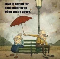 Love is caring... @Agnieszka Salamon