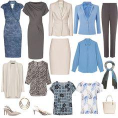 summer capsule wardrobe, business wear