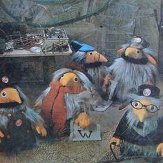 The Wombles!!
