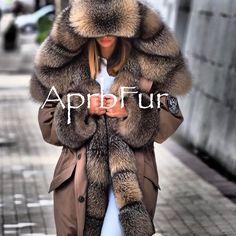Идеальный спутник на зиму парка APRB ❗️#furparka#parka#style#fur#moscow#russia#парка#паркаженская#меховаяпарка#паркаапрб#паркаaprb#женскаяпарка#зима#зож#фит#лакшери#девочкитакиедевочки Collar And Cuff, Fox Fur, Fur Trim, Fur Coat, Winter Hats, Jackets, Hoods, Color, Coffee