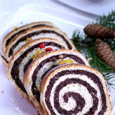 Tatar z wędzonego łososia i awokado Dim Sum, Sushi, Curry, Granola, Cookies, Breakfast, Cake, Ethnic Recipes, Food
