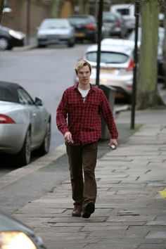 He's like a British lumberjack of sexiness! <--- repin for this comment