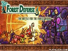 Forest Defense  Android Game - playslack.com , make the troop to safeguard the vegetations from automatic wrongdoers! Deeply in the wood, battle between quality and qualities of illumination just about will start. The aged spirit of a tree defended  part