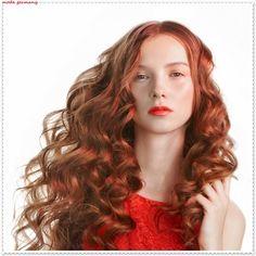 Gewellte Haar Modelle