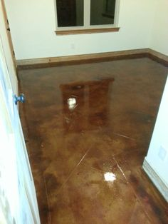 Scored and stained concrete diy pinterest scores and concrete solutioingenieria Gallery