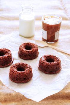 Σοκολατένια ντόνατς με καραμέλα γάλακτος + 48 ακόμα ιδέες για το σχολικό κολατσιό - The one with all the tastes