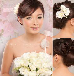 nice hair style for weddings