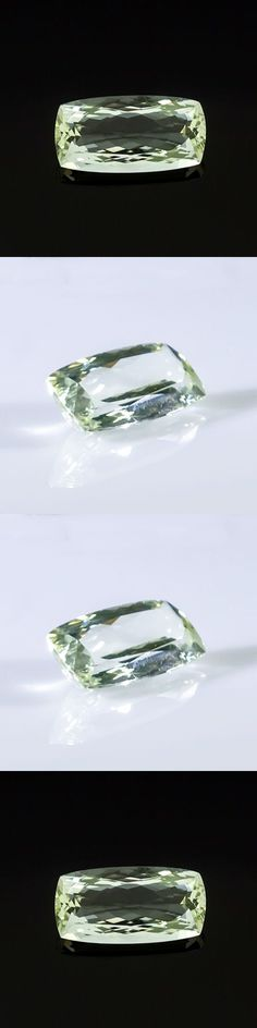 Beryl 110789: Natural 9.12 Ct Aquamarine Certified   Untreated Vvs Green Cushion Cut Stone -> BUY IT NOW ONLY: $2300 on eBay!