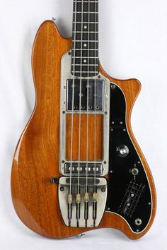 1970's Ovation Magnum II Bass! On-Board EQ 2 Model | Reverb