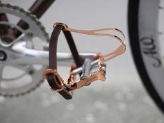 "Name: Airwalk Copper Braze (Limited Edition) • Designer: Pedal Craze • Description: ""Weight: 10.2 kilograms."" — ""Fixed Gear Bike — Airwalk Copper Braze (Limited Edition)"", Pedal Craze (Retrieved: 21 June, 2014)"