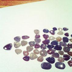 Natural Color Diamonds Raw Diamond, Diamond Cuts, Fine Jewelry, Jewelry Making, Cut And Color, Colored Diamonds, Making Ideas, Jewels, Gemstones