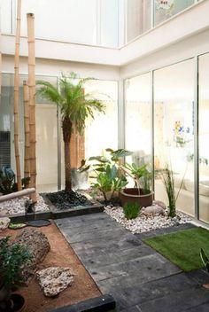 Jardins Asiático por David Jiménez. Arquitectura y paisaje