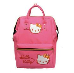 c6f668061585 Japan Hello Kitty Printed Anello Inspired Canvas Casual Backpack PRICE    RM36.00 POSTAGE