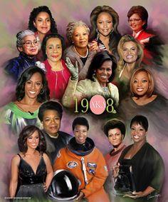 michelle obama alpha kappa alpha   Alpha Kappa Alpha-Art-Elegance & Beauty - African Imports USA
