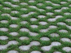 Pavimentazione drenante per esterni LUNIX® - FERRARI BK