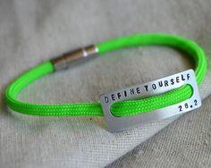 Thought Blossoms - Active Marathon Bracelet