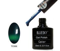 BLUESKY COLOUR CHANGING NAIL POLISH UV GEL MOOD CHANGING POLISH SOAK OFF GEL | eBay