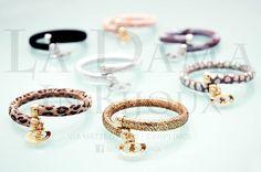 La Dama In Bijoux propone i nuovi bracciali in pelle #birikini, bellissimi!