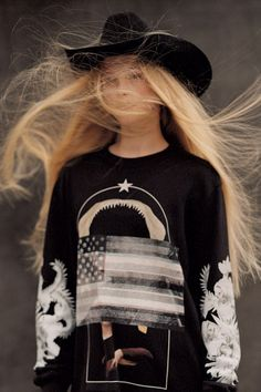 Jean Campbell. Givenchy 2013