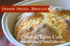 SusieQTpies Cafe: {Amish Friendship Bread} Irish Soda Bread for St Patricks Day or Easter Sourdough Recipes, Amish Recipes, Dutch Recipes, Baking Recipes, Bread Recipes, Friendship Bread Recipe, Friendship Bread Starter, Amish Friendship Bread, Amish Bread