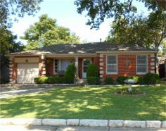 Photo of home for sale at 2115 Glengariff Drive, Dallas TX