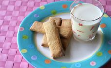 Nutritious Teething Biscuits Recipe - Baby