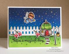Paper Pawz: Fairy Fun with Lawn Fawn!