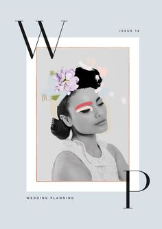 Nubby Twiglet: Rock n Roll Bride Magazine — Art Bride | Illustrated by We Are Branch
