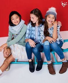 From twirlable skirts to so-you jeans, we have the cutest looks for every holiday moment.