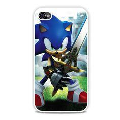 Sonic iPhone 4, 4s Case