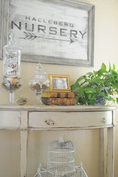 DIY:: BUDGET ENTRYWAY MAKEOVER (this was all done for under #Fifty Dollars! By repurposing, & thrift finds ! Post Includes all the #DIY   Details !