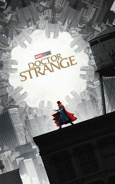 Who cannot be a fan of Benedict Cumberbatch or our very own Marvel superhero Doctor Strange? Check out our awesome Doctor Strange poster collection. Dr Strange Movie, Doctor Strange Poster, Strange Art, Marvel Doctor Strange, Marvel Comics, Marvel Avengers, Pop Marvel, Marvel Art, Johnlock