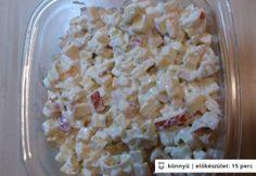 Salad Dressing, Mozzarella, Nutella, Potato Salad, Grains, Rice, Potatoes, Cooking, Ethnic Recipes
