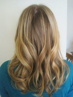 balayage blonde highlights by Stephen Nathaniel Jean