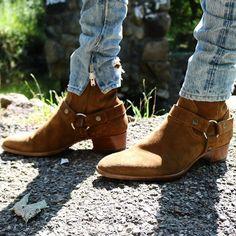 Fear of God jeans - Saint Laurent Boots - PREACHER STYLES
