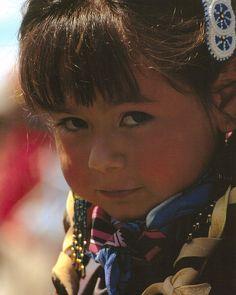 Cute Blackfoot Native American girl ❤Hippie Hugs with Love, Michele❤