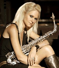 Mindi Abair... I've seen her in concert 4 times here in #Seattle.  If you like Jazz and Saxaphone ... you must hear her play!  #music