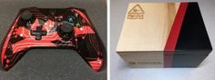 nice! Rare battlefield hardline controller to be won from a contest going on now. For info go to bestvideogameaccessories.com