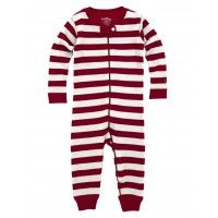 Candy Cane Stripes Infant Coverall