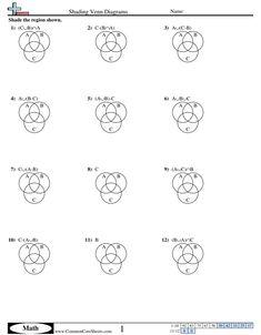 Printables Worksheet 3.9 Mitosis Sequencing Answer Key venn diagram worksheets name the shaded regions using three sets worksheets
