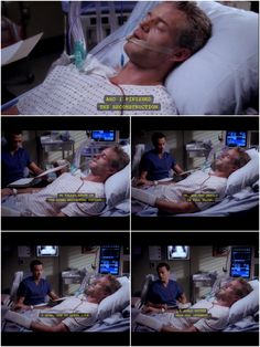 Haha! Love Avery & Sloan's relationship!  (Grey's Anatomy)